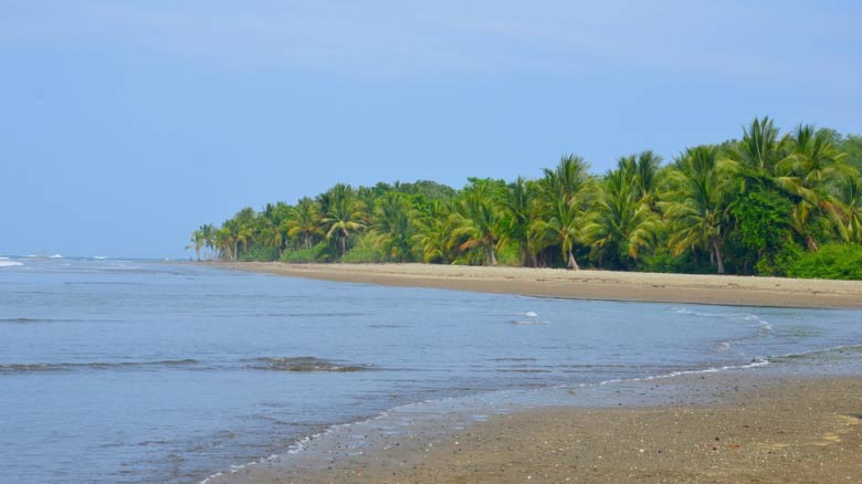 Strand Dominical, Costa Rica