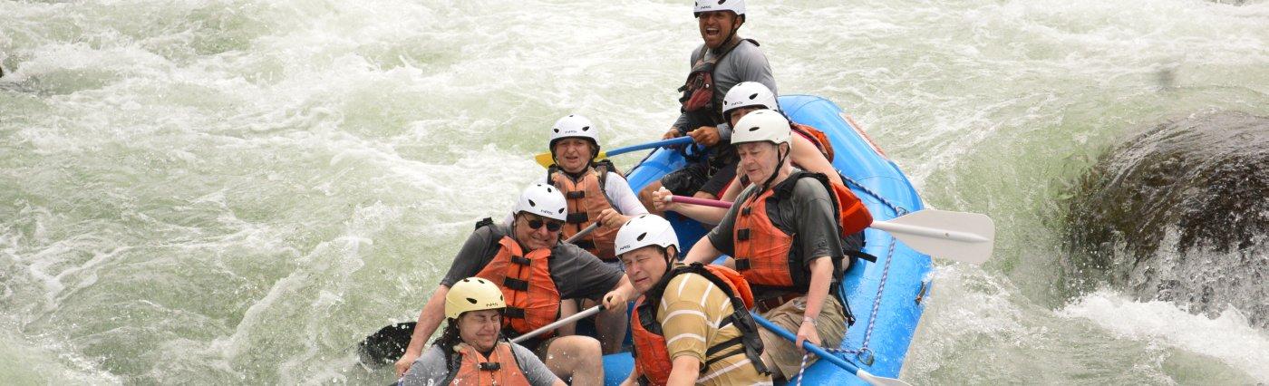 Abenteuerurlaub in Costa Rica