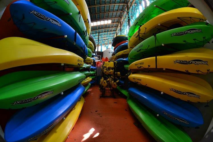Kayak Haus Cinco Ceibas | Foto: Coinco Ceibas