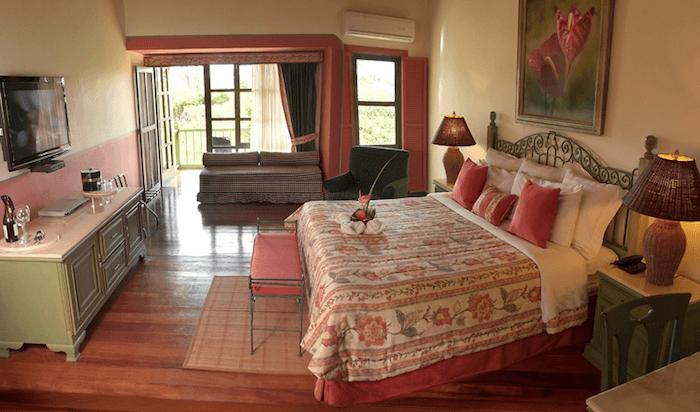 Zimmer   Foto: Hotel Casa Turire