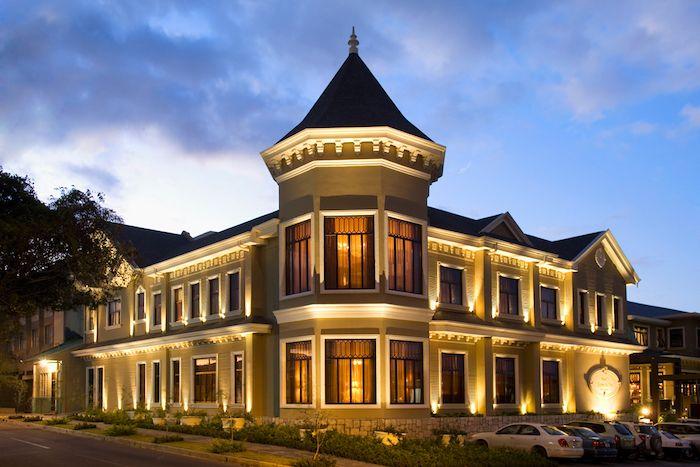 Hauptfassade   Foto: Hotel Grano de Oro