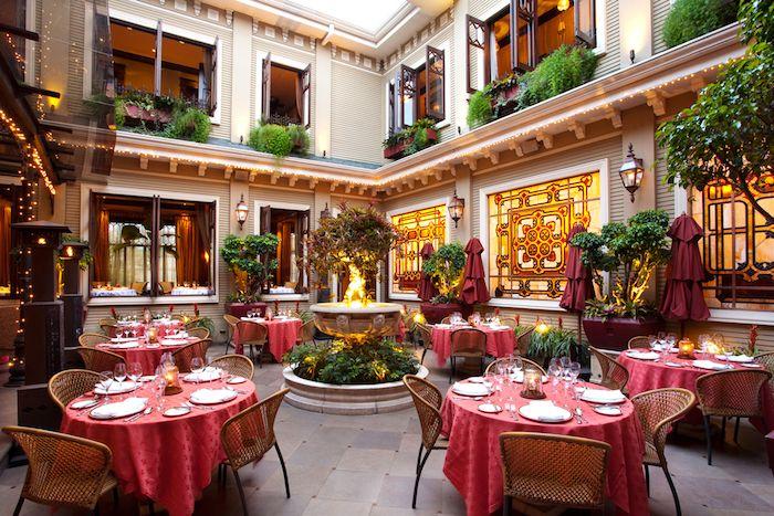 Restaurant Terrasse   Foto: Hotel Grano de Oro