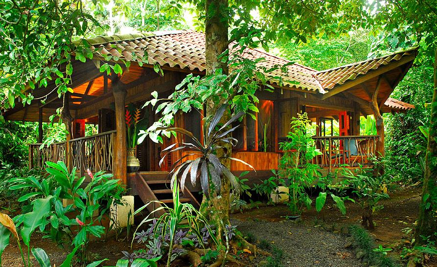 Lodge Unterkunft   Foto: Playa Nicuesa Rainforest Lodge