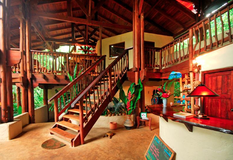Hotelbereich   Foto: Playa Nicuesa Rainforest Lodge