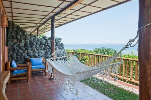 Zimmer mit Hängematte   Foto: Punta Islita