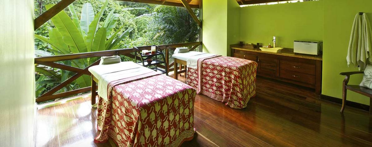 Spa  Foto: Hotel Nayara Spa & Gardens