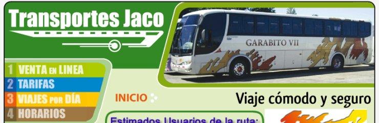 Jaco mit dem Bus