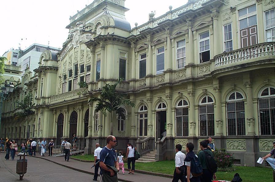 Costa Rica Hauptpost