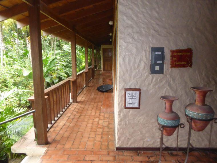 Lodge Foto: Rainer Bölle