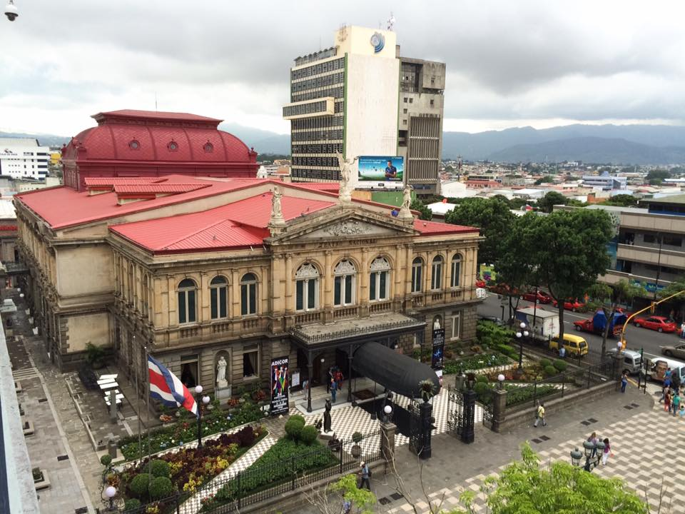 Teatro Nacional   Foto: Marc Tschallener