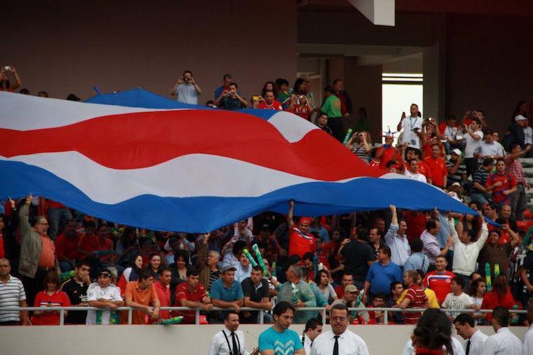 Costa Ricas Fußball Nationalmannschaft