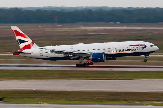 British Airways Direktflug Europa nach Costa Rica