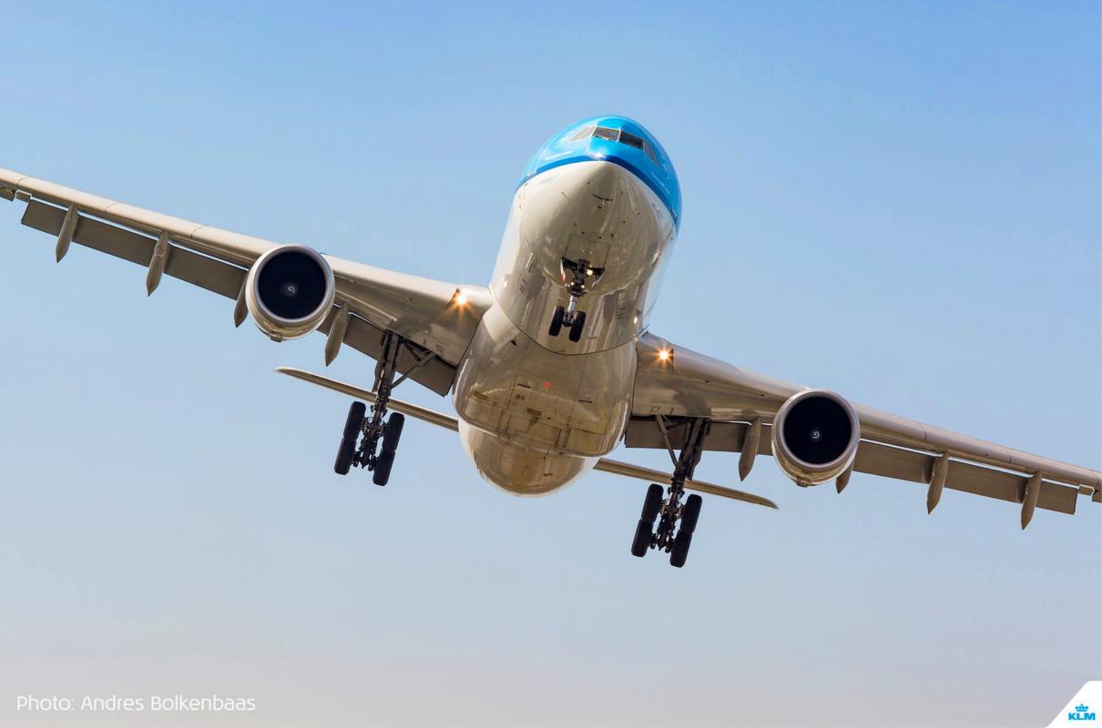 KLM Royal Dutch Airlines Direktflug Europa nach Costa Rica