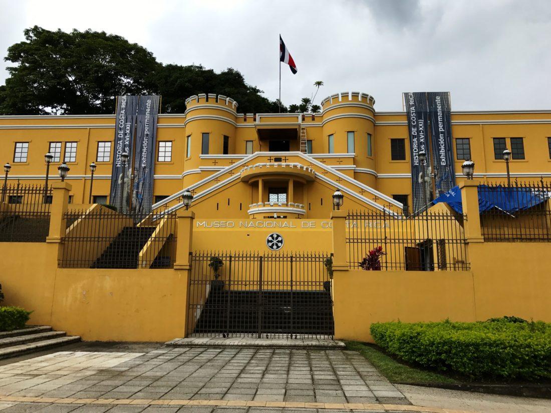 Nationalmuseum, San José, Costa Rica