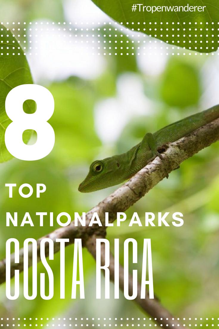 Top_8_Nationalparks_Costa_Rica