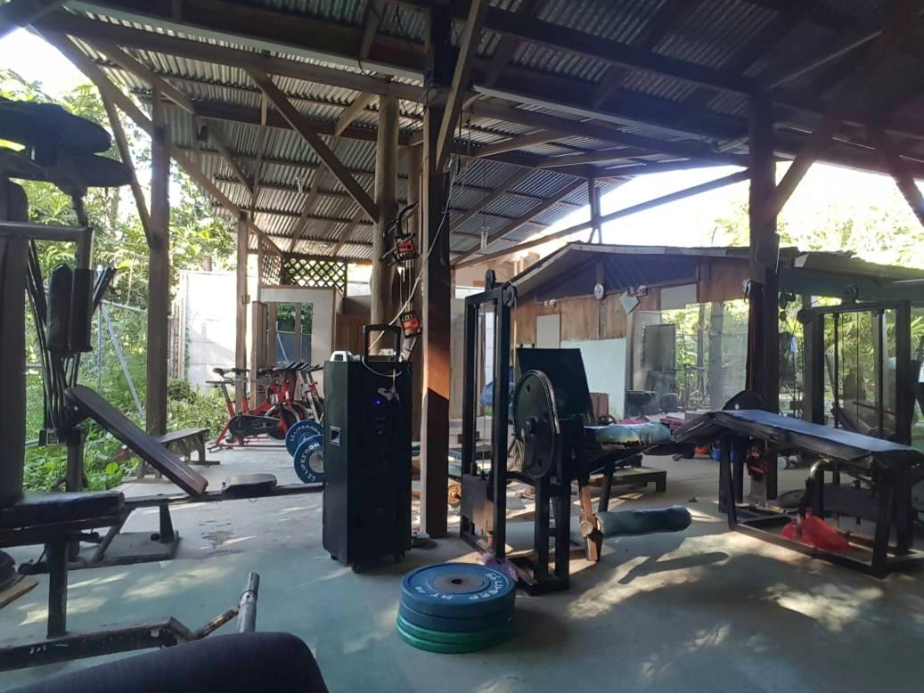 Open Air Gym, Karibik Süd, Costa Rica